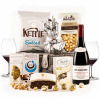 The Snow White Hamper with Red Wine