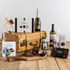 The Vintage Suitcase Collection Corporate Hamper