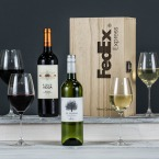 The Premium Duo Corporate Wine Set