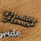 Personalised Wedding Name Places (Natural)