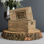 Personalised Will You Be My Best Man Box
