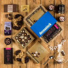 The Deluxe Chocolate Lovers Corporate Hamper