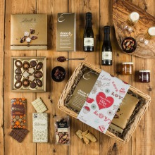 The Prosecco & Chocolate Indulgence Hamper