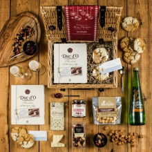 The Alcohol-Free Rowe Corporate Hamper