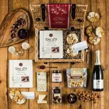 The Champagne Rowe Corporate Hamper
