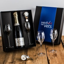 The Gardet Champagne Mother's Day Gift Set