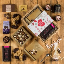 The Deluxe Chocolate Lovers Mother's Day Hamper