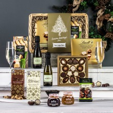 The Prosecco & Chocolate Indulgence Corporate Hamper