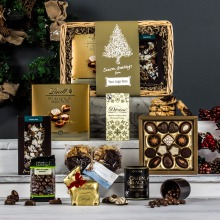 The Festive Chocolate Lovers  Hamper