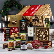 The Red Christmas Surprise Corporate Hamper