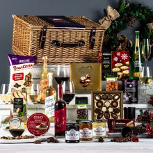 The Alcohol-Free Gourmet Celebration Christmas Hamper