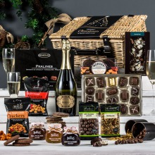 The Prosecco Fireside Feast Christmas Hamper