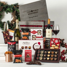 The Festive Crate Corporate Hamper