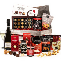 The Festive Christmas Crate with Prosecco