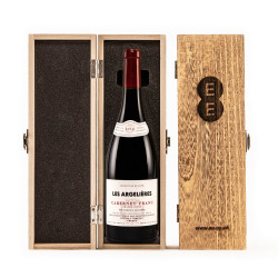 Award Winning Red Wine in an Engraved Wine Box
