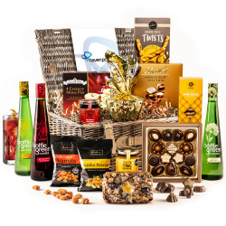 The Christmas Feast Hamper Alcohol Free