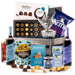 The Silent Night Crate - Alcohol Free