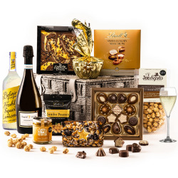 The Simply Delicious Hamper with Prosecco & Pressé