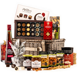 The Surprise Corporate Hamper - Alcohol Free