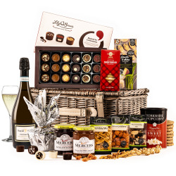 The Surprise Corporate Hamper with Prosecco