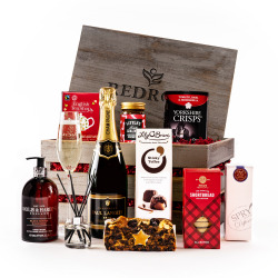 The Luxury New Home Hamper with Champagne