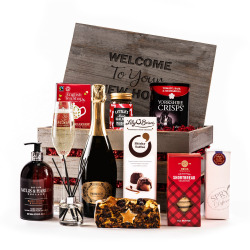 The Get Well Soon Crate with Prosecco