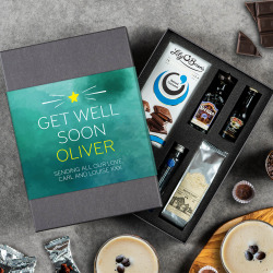 The Get Well Soon Espresso Martini Gift Set