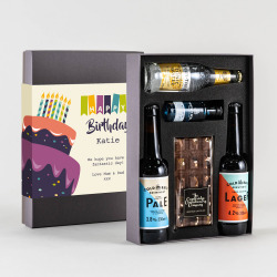 Cheers To You Birthday Gift Set with Gin