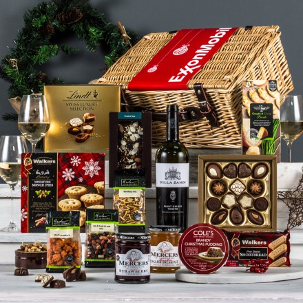 The White Christmas Surprise Corporate Hamper