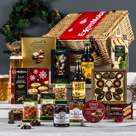 The Real Ale Christmas Surprise Corporate Hamper
