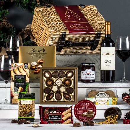 The Red Fryton Corporate Christmas Hamper