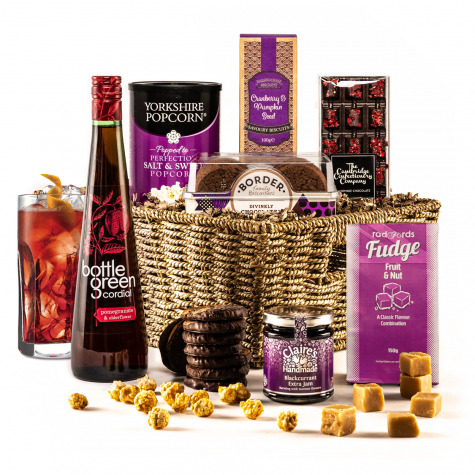 The Violet Sky Christmas Hamper - Alcohol Free