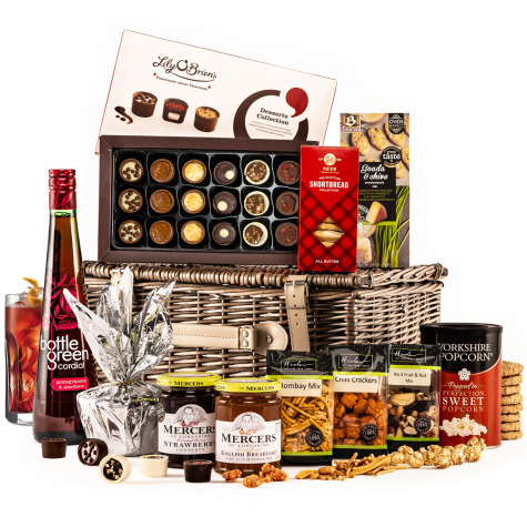 The Christmas Surprise Hamper Alcohol Free