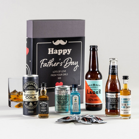 The Father's Day Mix Gift Set