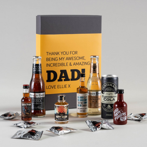 The Four Rum's Father's Day Gift Set