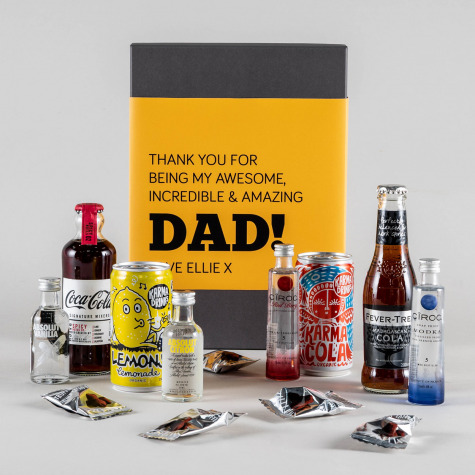 The Father's Day Vodka Gift Set