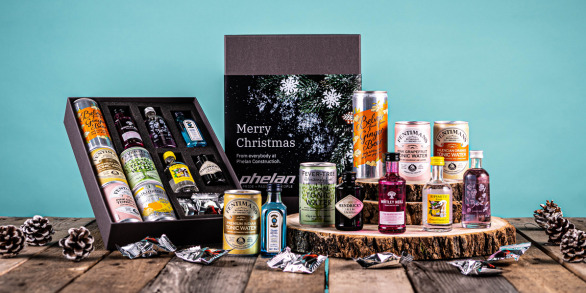 The Gin-Tastic Corporate Gift Set