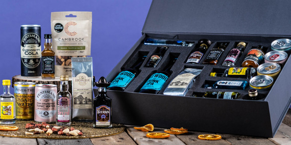 The Ultimate Party Corporate Gift Set