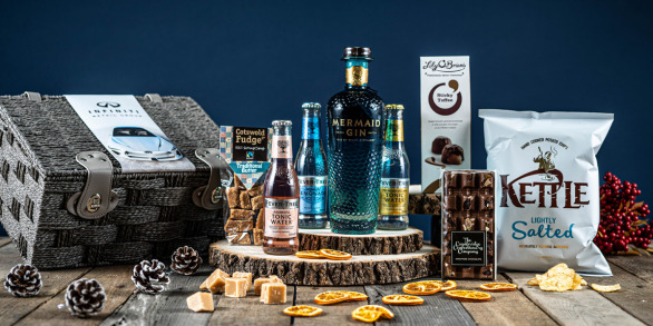 The Mermaid Gin Hamper