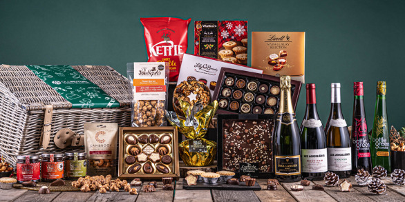 The Festive Abbeydale Corporate Hamper