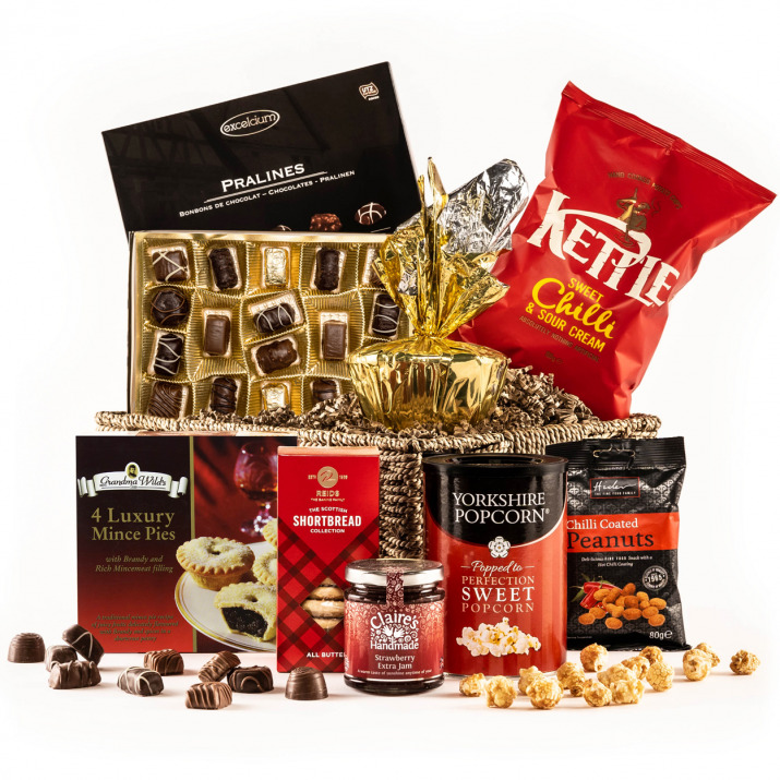 The Taste of Christmas Hamper