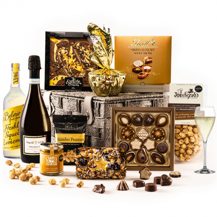 The Star of Wonder Hamper with Prosecco & Pressé