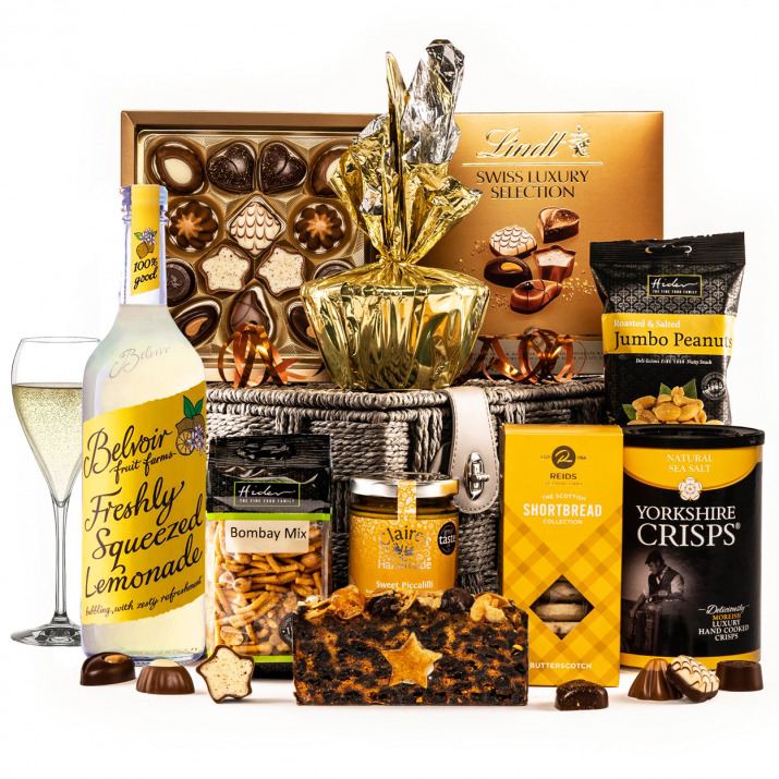 The Gold Star Hamper - Alcohol Free
